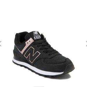 New Balance 574 Encap Black / Champagne Shoe